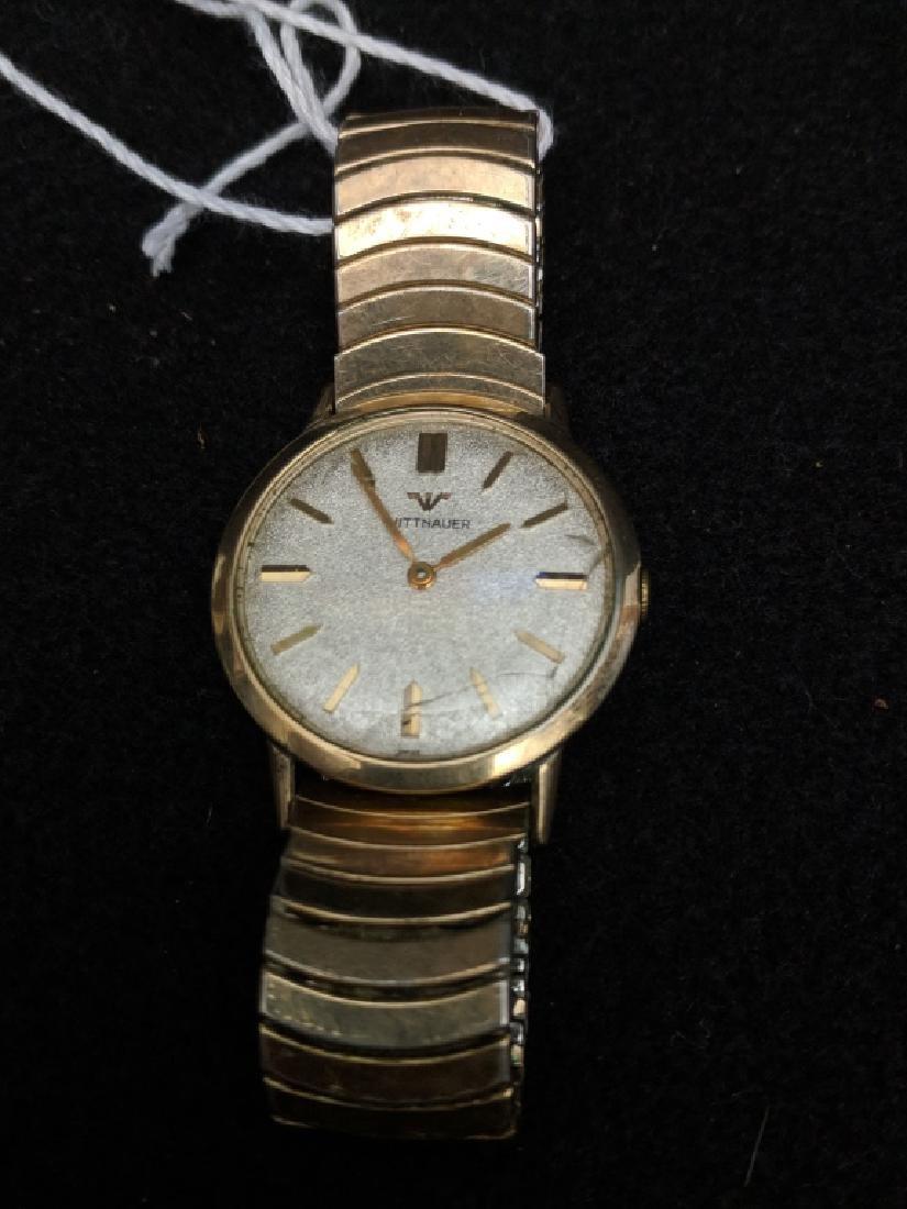Vintage Wittnauer Gent's Wrist Watch