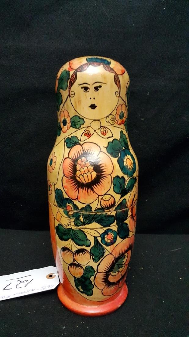 Large Matryoshka Doll - 3