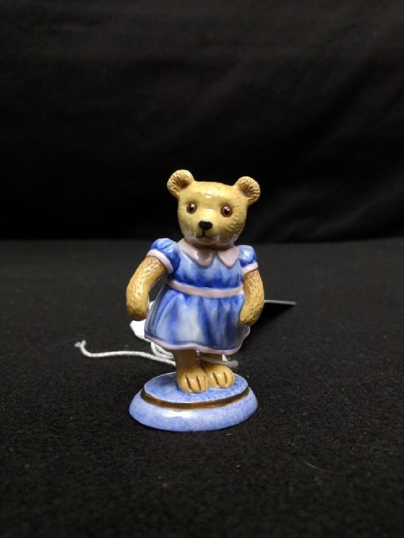 Halcyon Days Teddy Bear In Box - 3