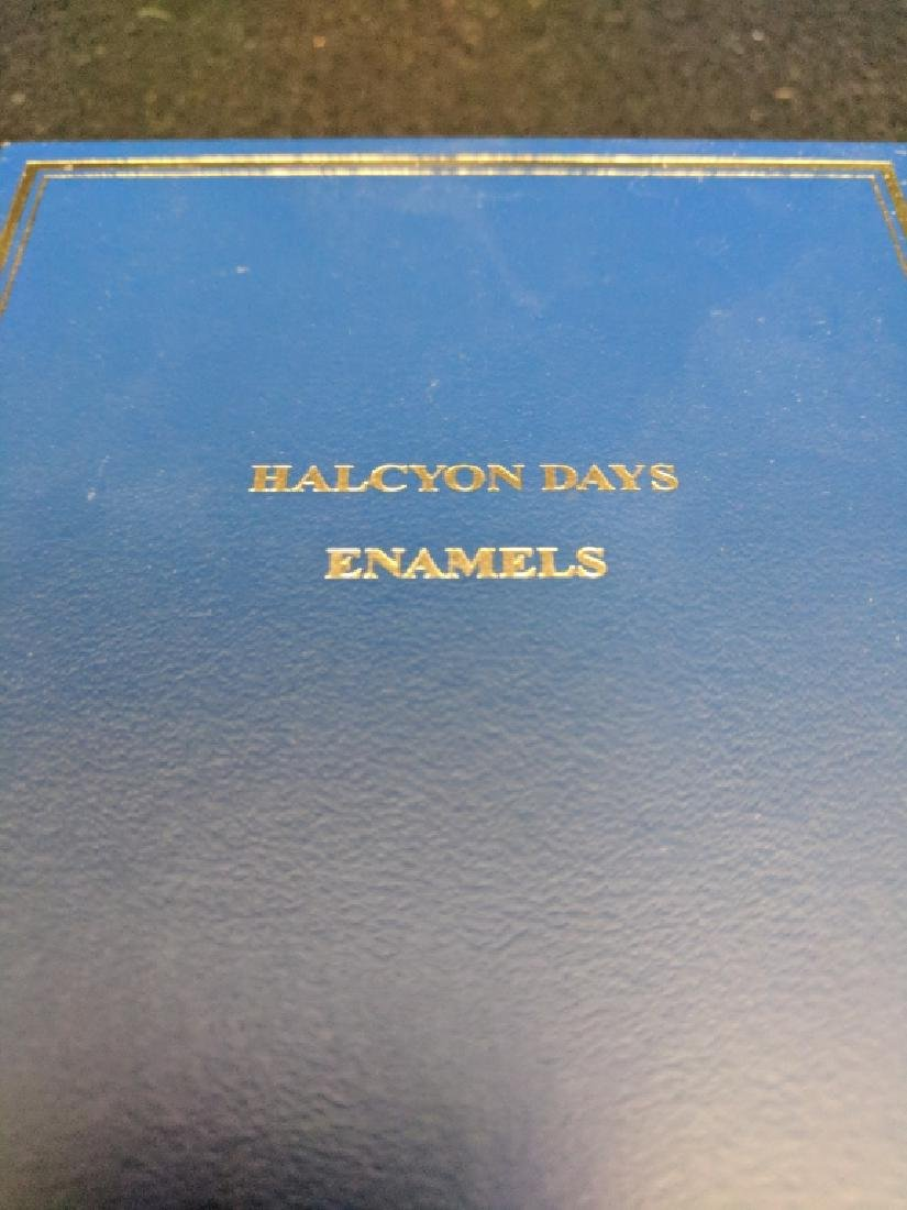 Halcyon Days Enamel Box Adolph Ochs New York Times
