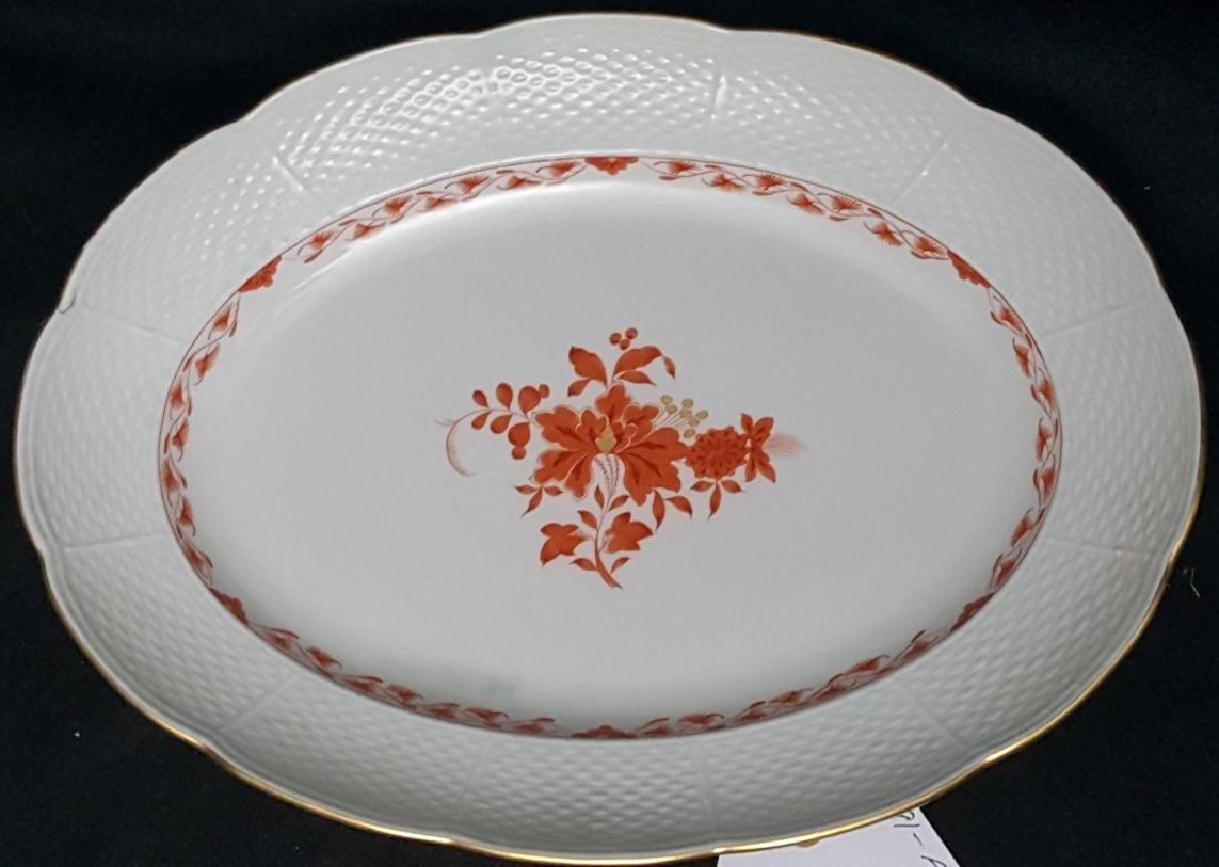 "Meissen Porcelain 13.75"" Diameter"
