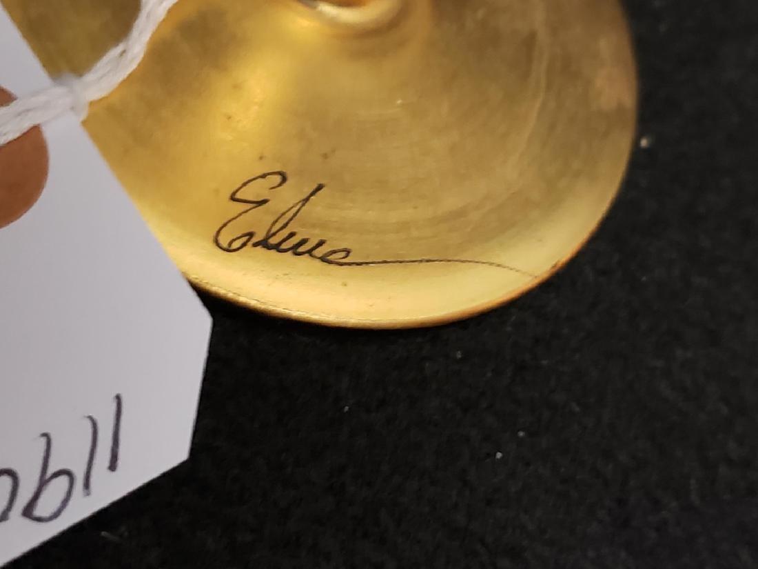 Elena Glass Perfume Bottle - 3