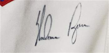 Nolan Ryan #34 Texas Rangers Autographed Jersey