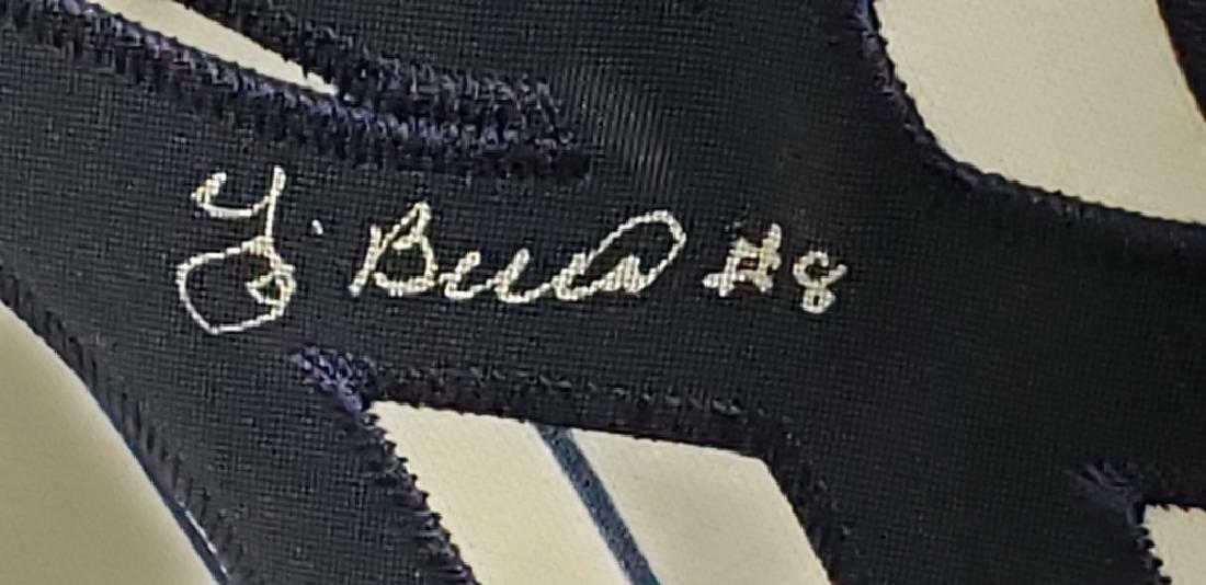 Yogi Berra NY Yankees Autographed Pinstripe Jersey