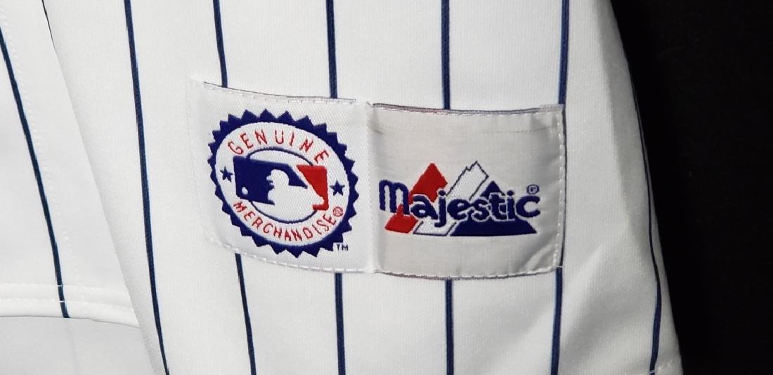 Yogi Berra NY Yankees Autographed Pinstripe Jersey - 4