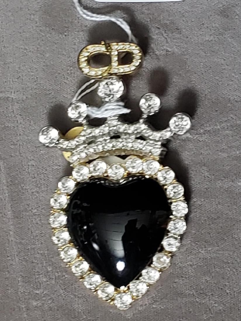 Christian Dior Boutique Pin