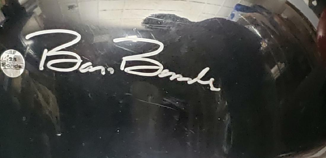Barry Bonds Autographed Full Size SF Giants Helmet - 2