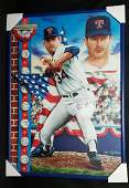 Nolan Ryan Limited Edition Signed HOF 7 No Hitters