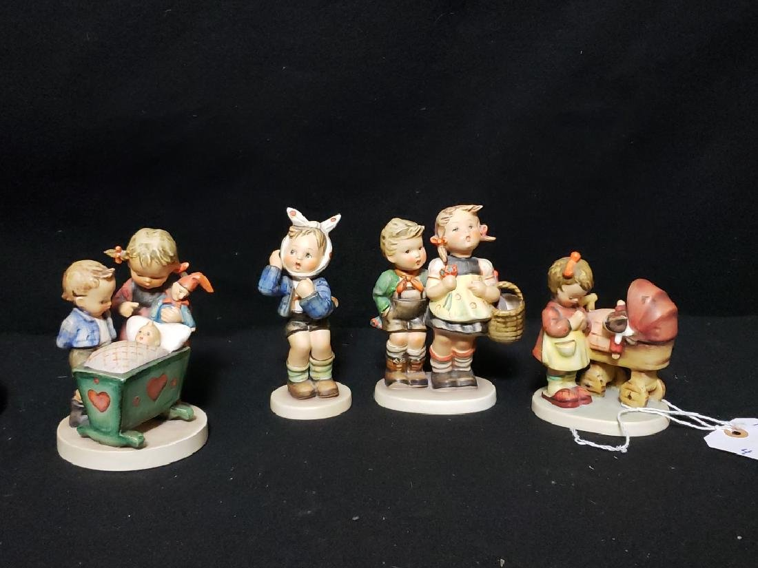 4 Estate Fresh Hummel Figures