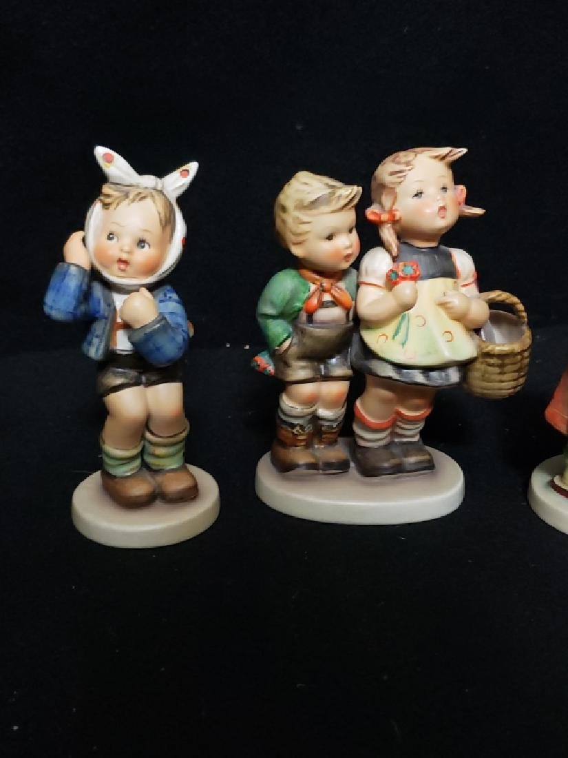 4 Estate Fresh Hummel Figures - 4
