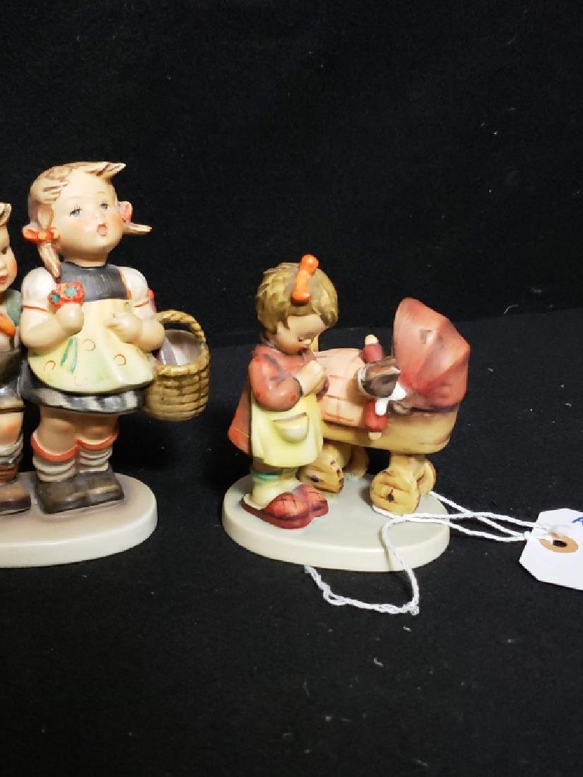 4 Estate Fresh Hummel Figures - 5