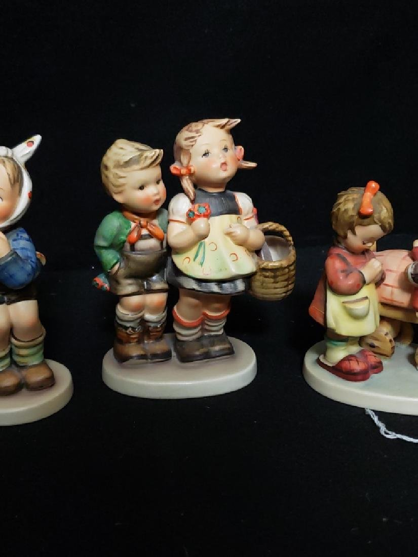 4 Estate Fresh Hummel Figures - 6