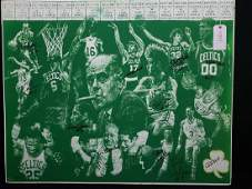 Boston Celtics: Auerbach, Jones, Walton & More