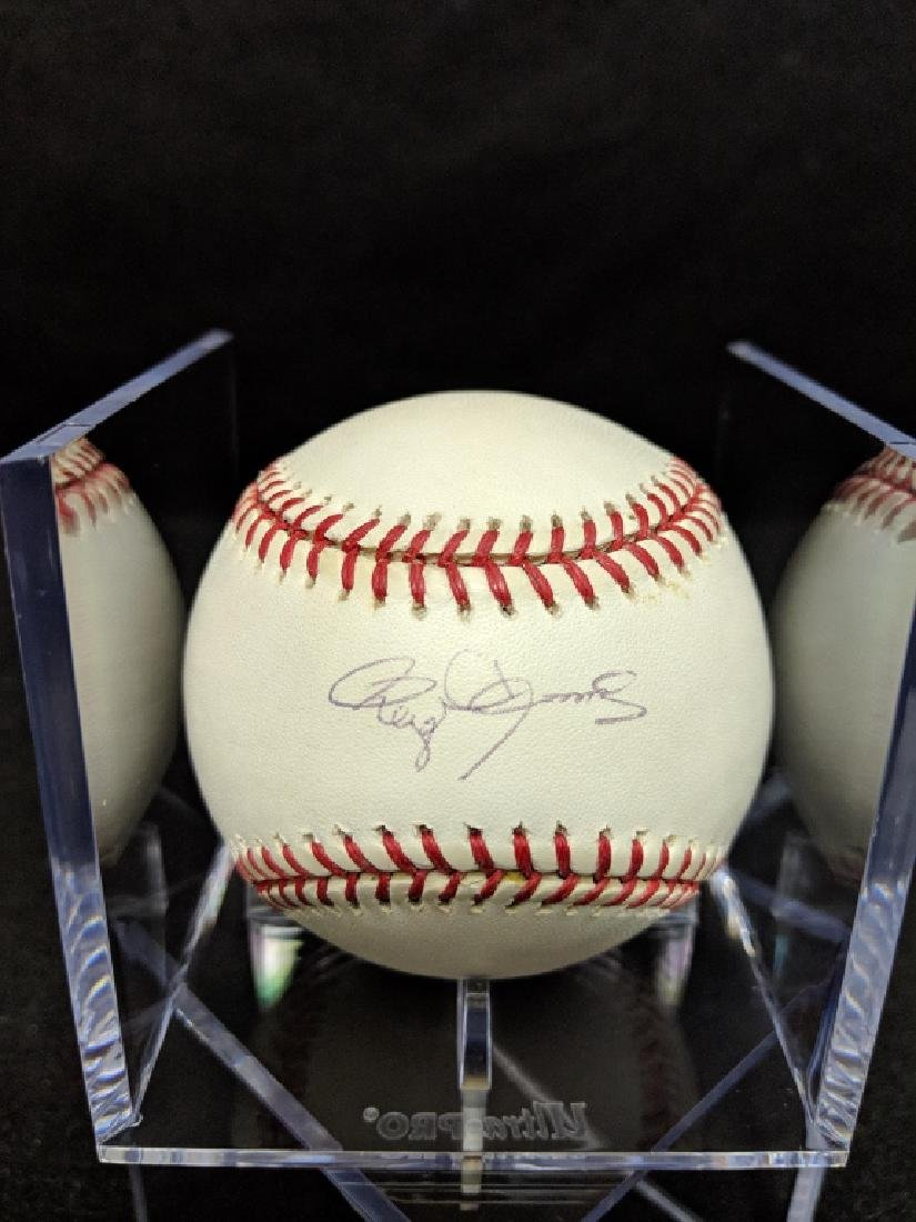 Roger Clemens Autograph on Rawlings MLB Baseball