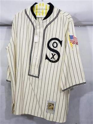 Mitchell & Ness Chicago White Sox Jersey
