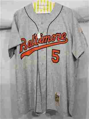 Baltimore Orioles Cal Ripken #5 Mitchel & Ness