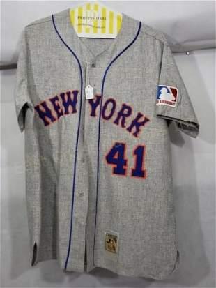 NY Mets Tom Seaver Mitchell & Ness Jersey