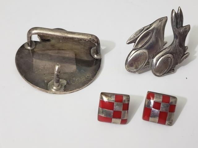Jewelry Lot- Coble Corey Rabbit, etc.