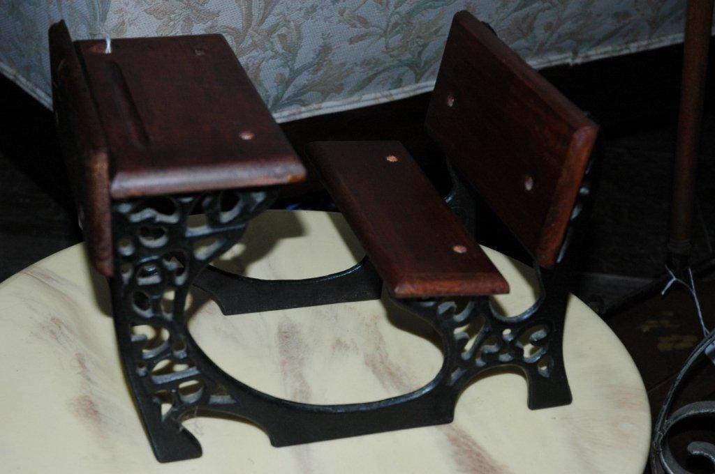 American Girl Wrought Iron desk