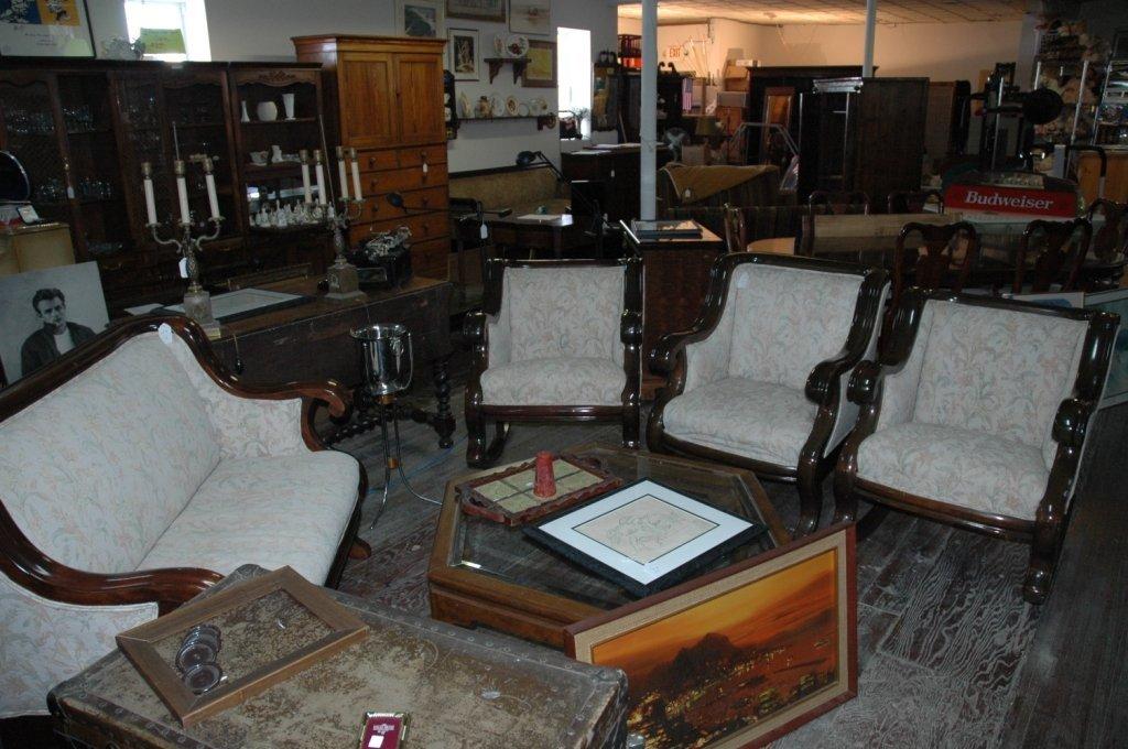 Antique Parlor set