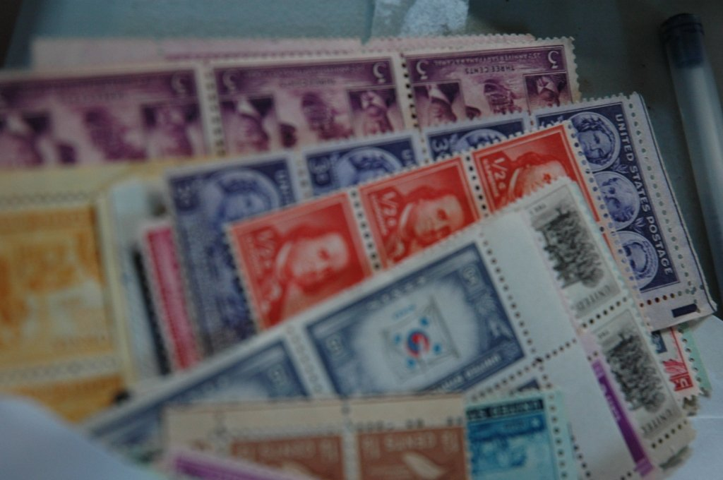 World Wide Stamp collection