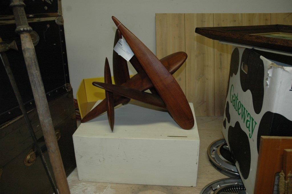 """Ken Nishi Sculpture """"Growth"""""""