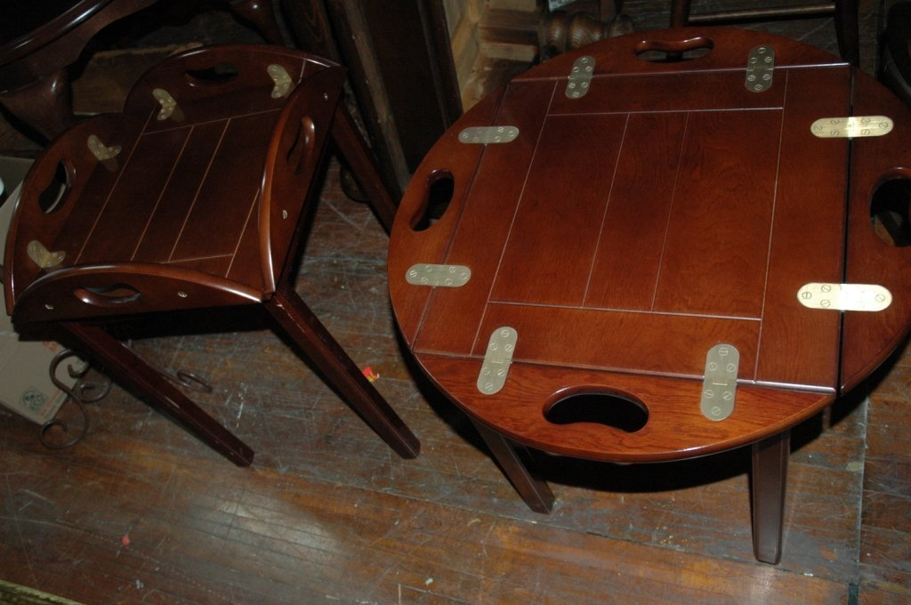 set of Butler Tables