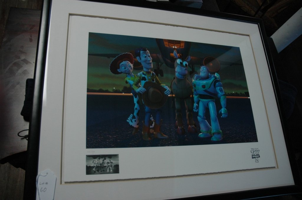 "Toy Story 2 ""Runway Reunion"" Digital Picture"