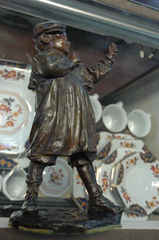 Jose Cardona Bronze figure