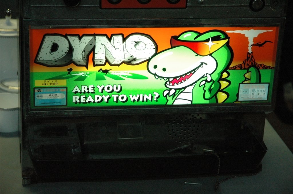 "Grandview "" Dyno "" Pachinko token slot machine - 3"