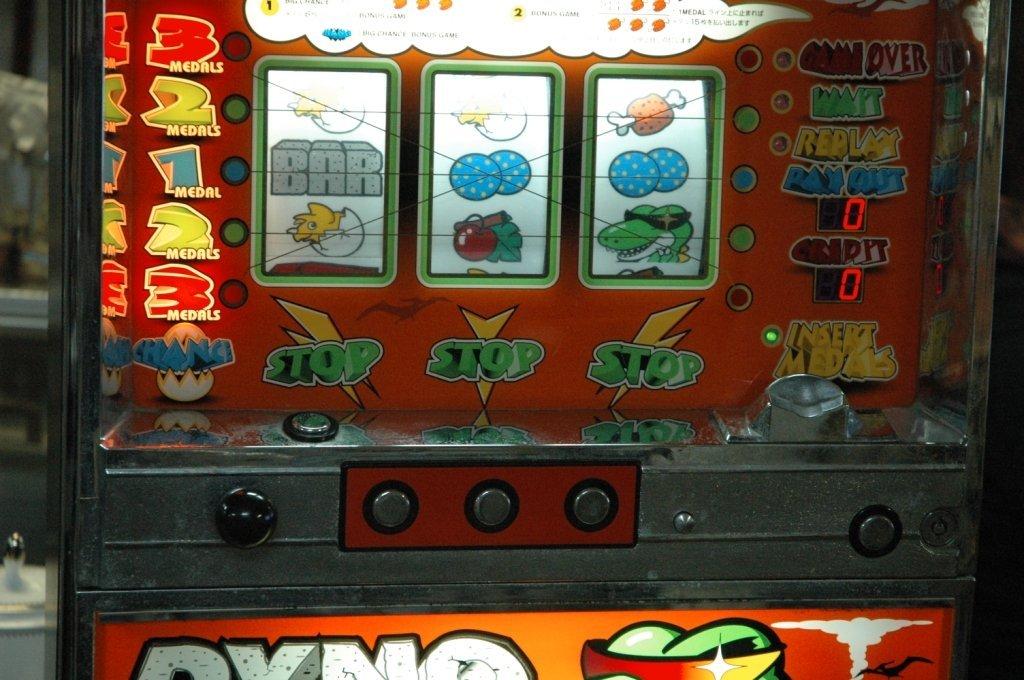"Grandview "" Dyno "" Pachinko token slot machine - 4"