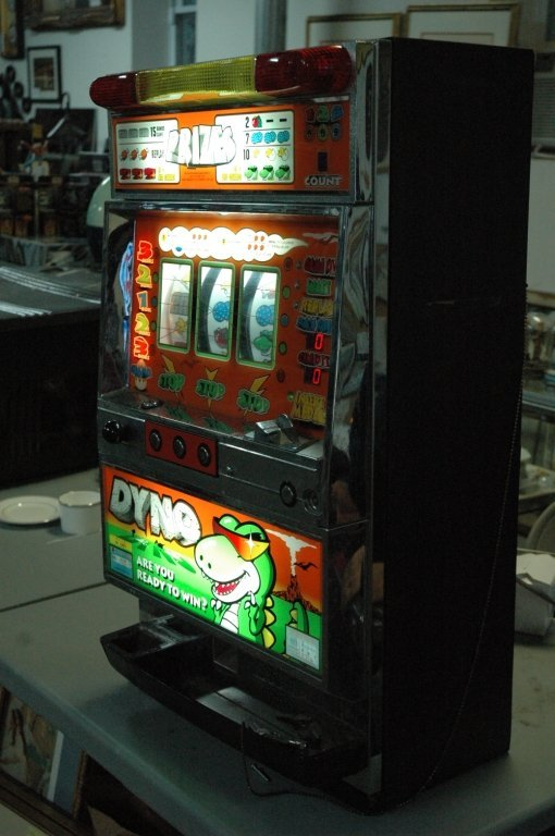 "Grandview "" Dyno "" Pachinko token slot machine - 7"