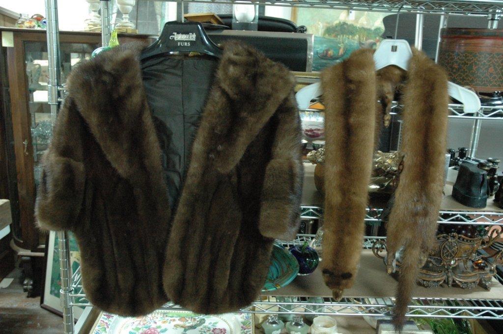 Vintage 5th Ave furs