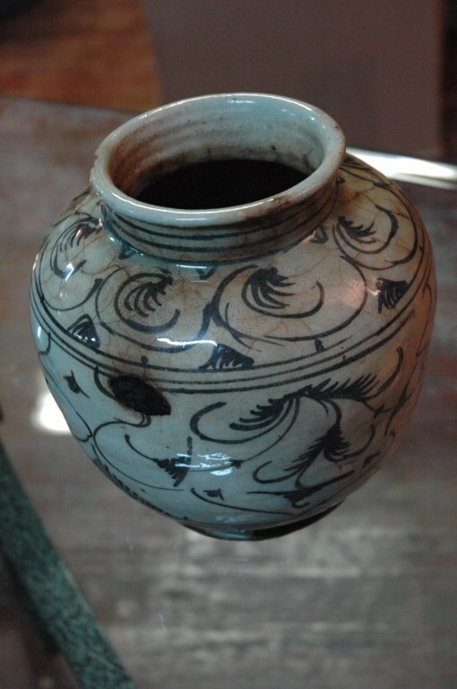 Antique vase native American??
