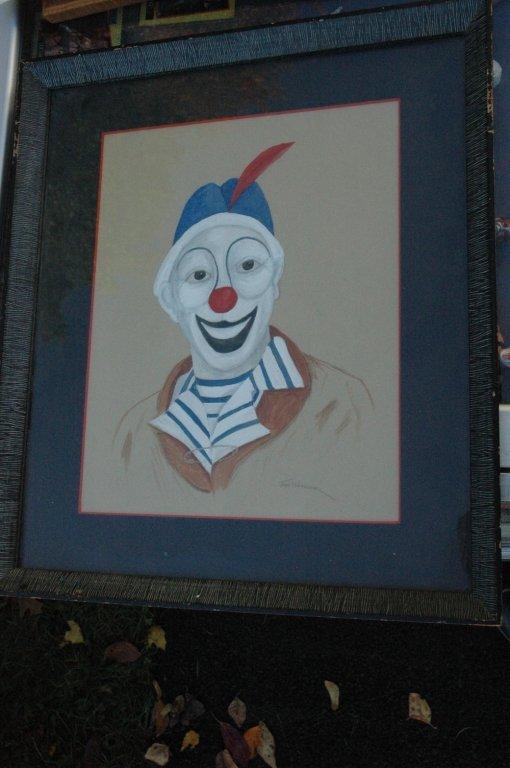"Jess Waggener ""Clown "" ????????"