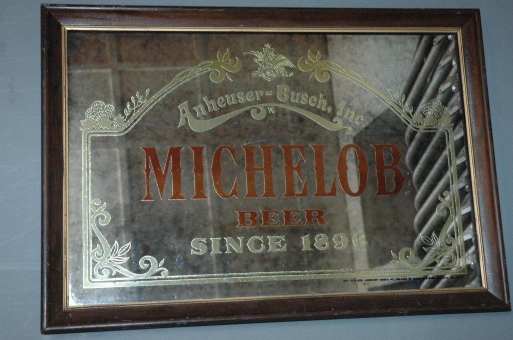 #Michelob Beer #Anheuser-Busch, Inc. #mirror
