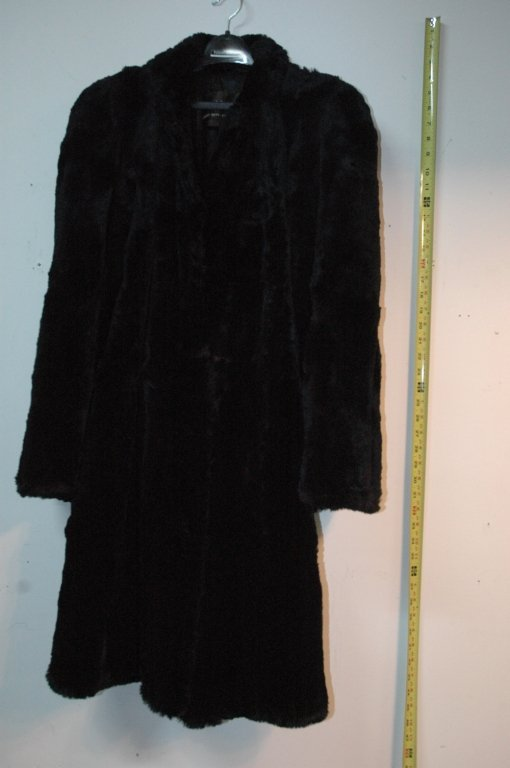 Sheared Seal Fur coat by Engle Co. New York