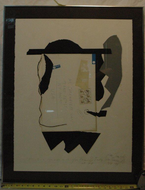 Ivan Chermayeff (British, 1932- ), Lithograph.