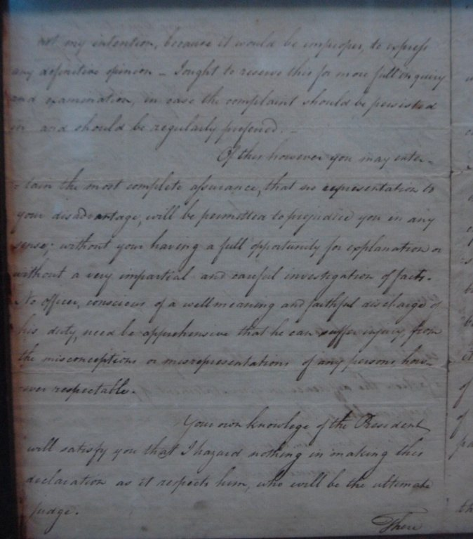 Alexander Hamilton ALS Dated Apr 2 1793 - 7