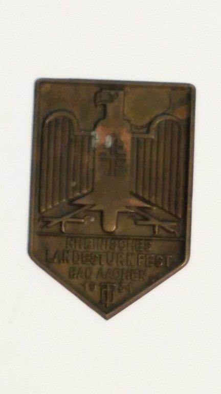 A German Badge Landesturnfest 1934