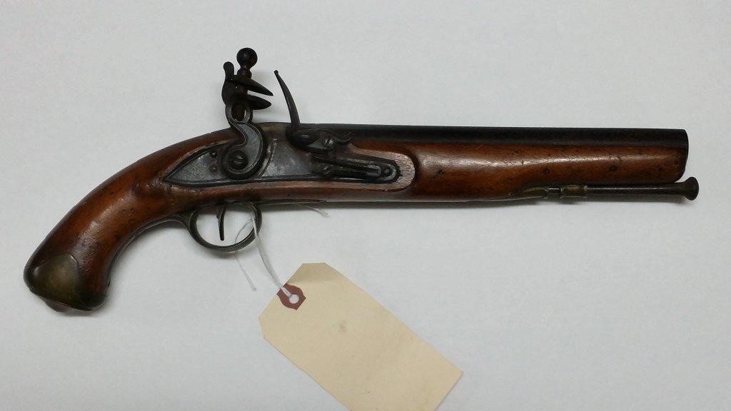 19 century French Dueling Dragon Pistol Gun