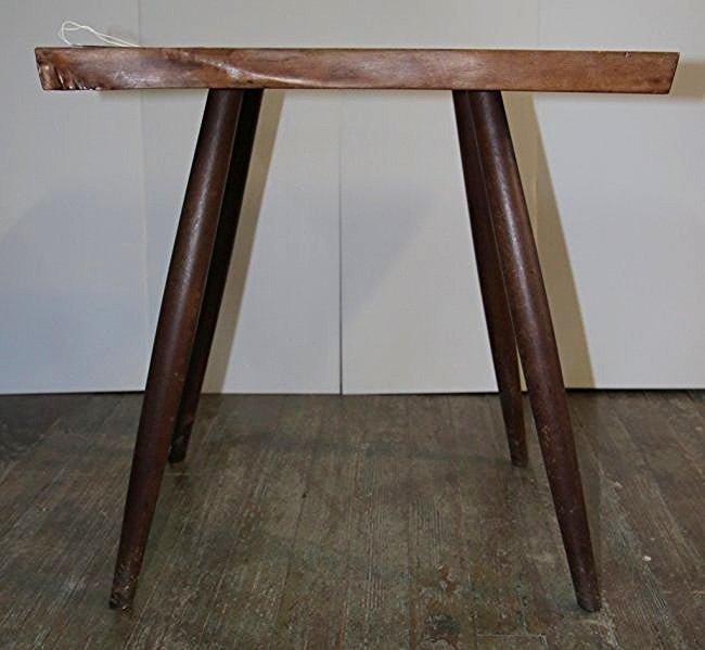 unsigned George Nakashima Pedestal