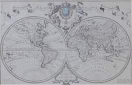Jean Covens & Corneille Mortier, Map 1730