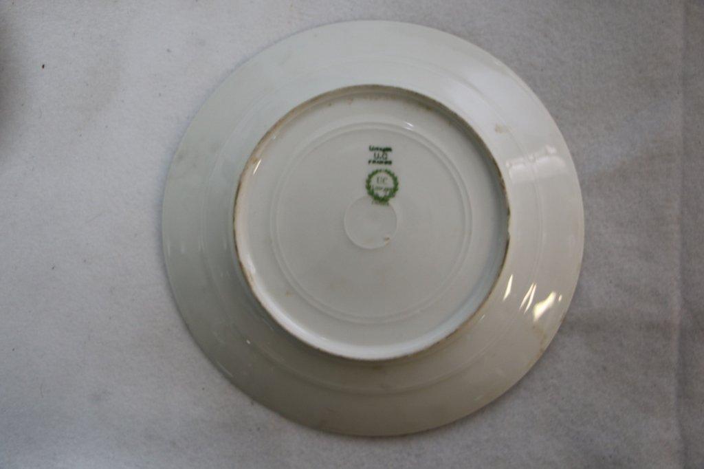 CH Field Haviland, Limoges Plate Set; GDA  France - 5