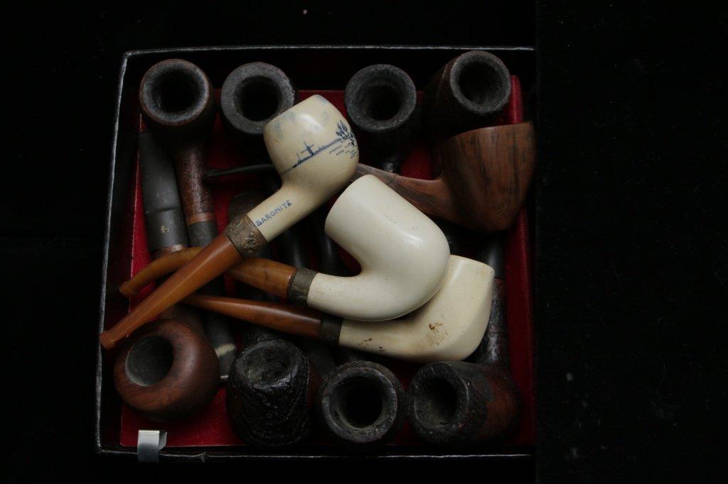Antique Pipes; Ben Wade, Goedewaagen, Jarl &....
