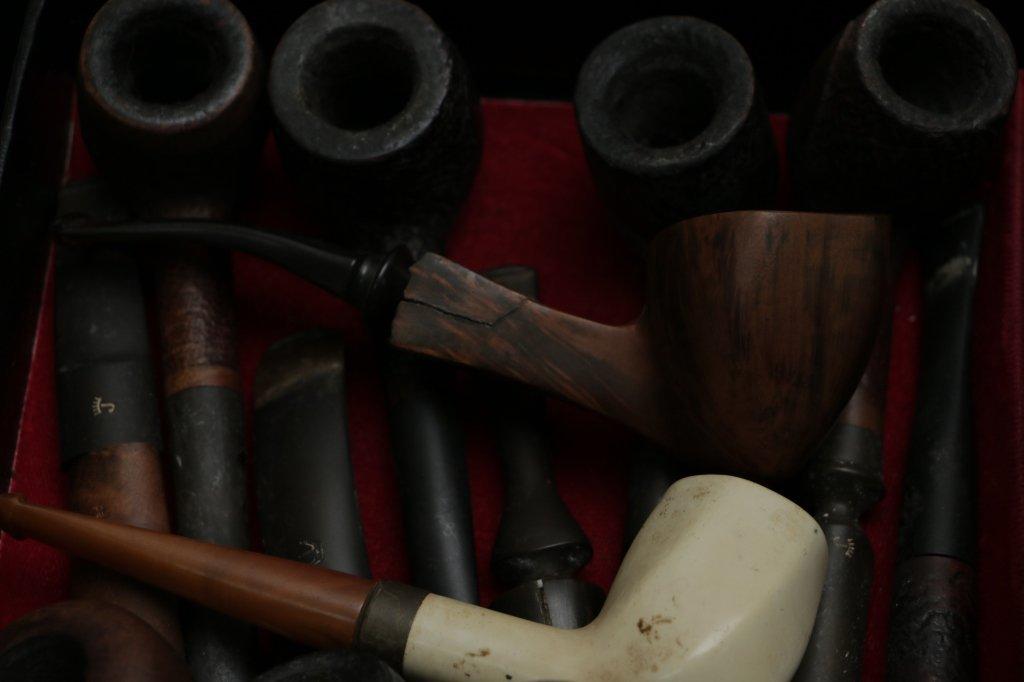 Antique Pipes; Ben Wade, Goedewaagen, Jarl &.... - 3