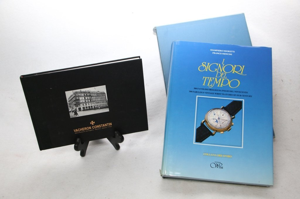 Wristwatch Reference Book