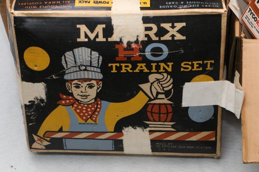 "Marx ""Ho"" Train Set, AHM Trains & Parts,TYCO, &.. - 2"