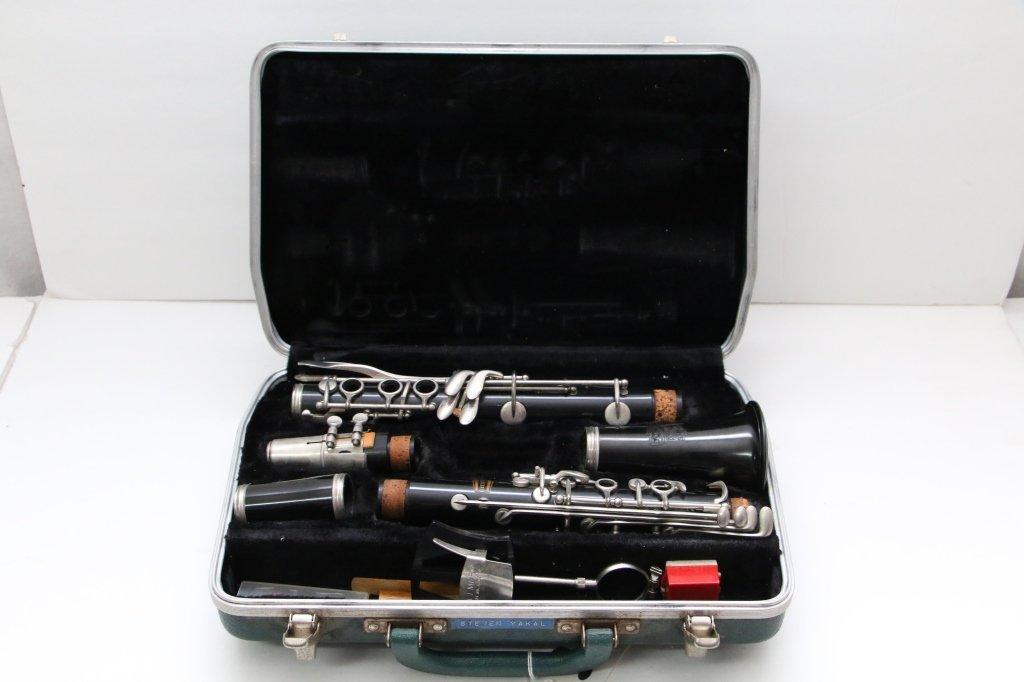Bundy Resonite / Selmar Clarinet and Hard Case