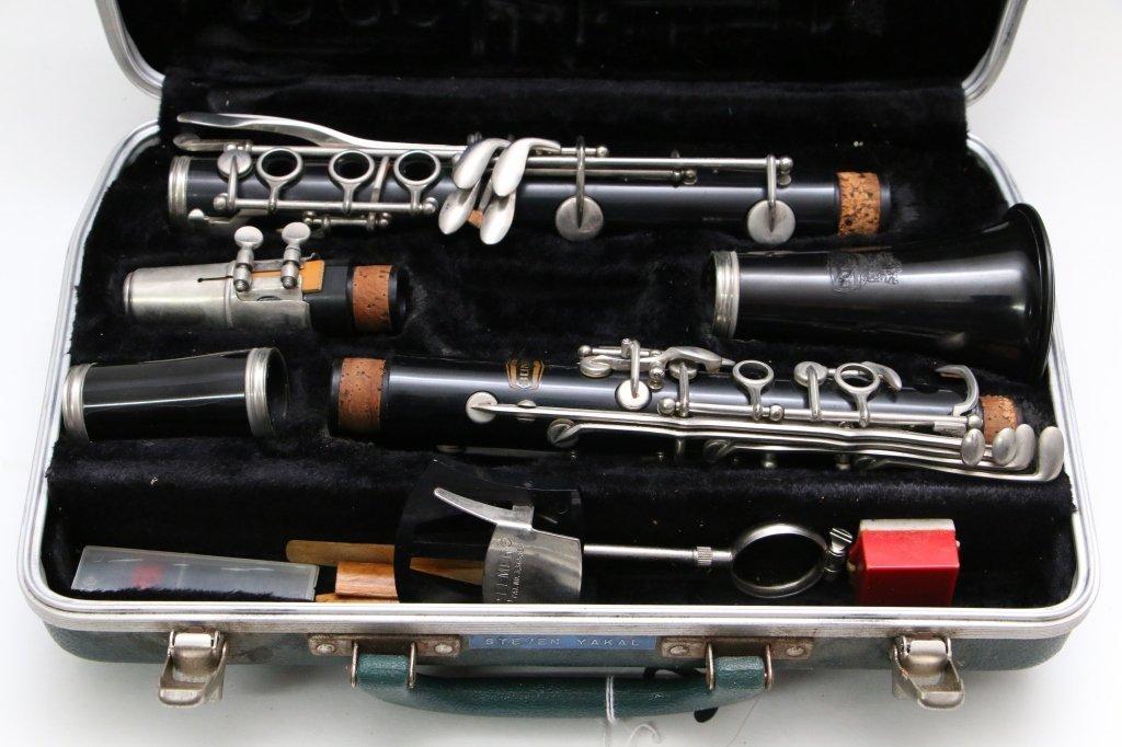 Bundy Resonite / Selmar Clarinet and Hard Case - 2